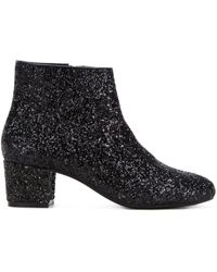 Macgraw 'Lucky' Ankle Boots - Black