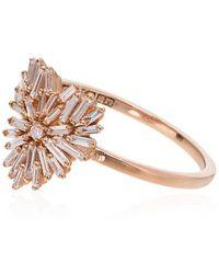 Suzanne Kalan Кольцо Из Розового И Белого Золота С Бриллиантами - Многоцветный