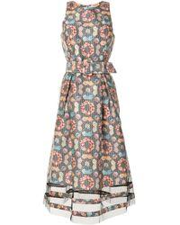 Sachin & Babi Rani Kaleidoscope ドレス - ブラック