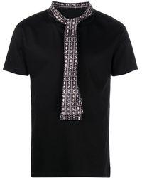 Viktor & Rolf プリント Tシャツ - ブラック