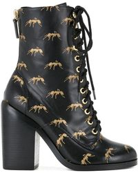 Macgraw Ant Boots - Black