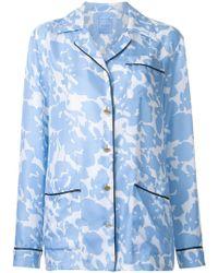 Macgraw Ceremony Set Pajamas - Blue