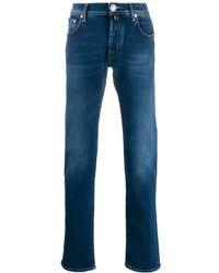 Jacob Cohen Skinny Jeans - Blue