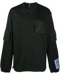 McQ Sid スウェットシャツ - ブラック