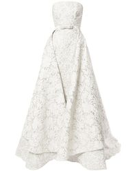 Bambah Perla Cinderella ドレス - ホワイト
