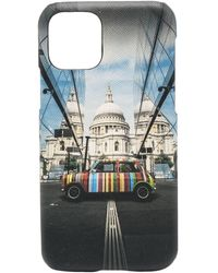 Paul Smith Чехол Для Iphone 11 Pro С Фотопринтом - Синий