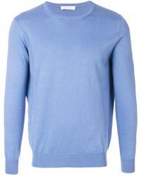 Cruciani | Crew Neck Sweater | Lyst