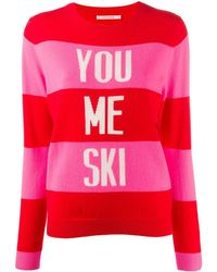 Chinti & Parker - You Me Ski Jumper - Lyst
