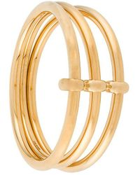 JW Anderson - Three-hoop Bangle Bracelet - Lyst