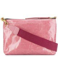 Isabel Marant Nessah Bag - Pink