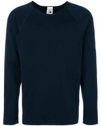 S.N.S Herning - Symbol Crew Neck Sweater - Lyst