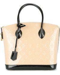 Louis Vuitton - Сумка-тоут 'lockit' Pre-owned - Lyst