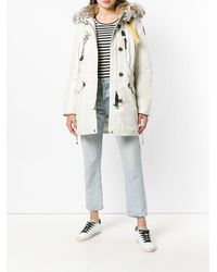 Parajumpers Buttoned Hooded Parka - マルチカラー