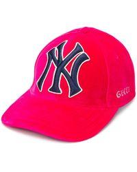 Gucci - Logo Hat - Lyst