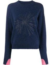 Zadig & Voltaire Gaby C セーター - ブルー