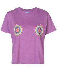 LHD T-shirt The Sombrero - Viola