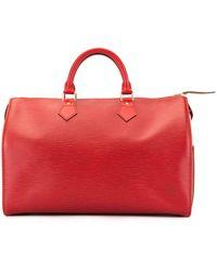 Louis Vuitton - Сумка Speedy 35 Pre-owned - Lyst