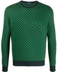 Drumohr ロングtシャツ - グリーン