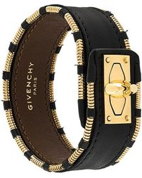 Givenchy - Shark Lock Bracelet - Lyst