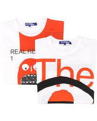 Junya Watanabe - X Real Review Tシャツ - Lyst