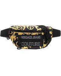 Versace Jeans Couture Поясная Сумка С Логотипом - Многоцветный