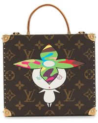 Louis Vuitton Шкатулка Для Украшений X Takashi Murakami Limited Edition 2003-го Года Pre-owned - Многоцветный