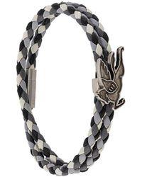 Etro Braided Bracelet - White