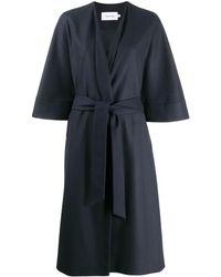 Calvin Klein ベルテッド シングルコート - マルチカラー