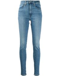 Levi's - High Rise Skinny Jeans - Lyst