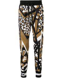 Dolce & Gabbana - スタープリント トラックパンツ - Lyst