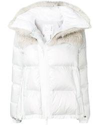 Sacai - Padded Winter Jacket - Lyst