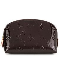 Louis Vuitton Pre-owned Monogram Cosmetic Pouch - Brown