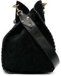 Isabel Marant Taj バケットバッグ - ブラック