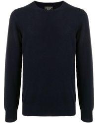 Emporio Armani カシミア セーター - ブルー