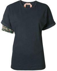 N°21 - フローラル Tシャツ - Lyst
