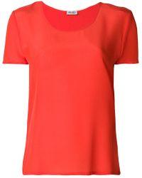 Liu Jo - Synthpop Slim Fit T-shirt - Lyst