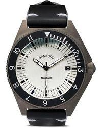 Bamford Watch Department メイフェア デイト 40mm - グレー