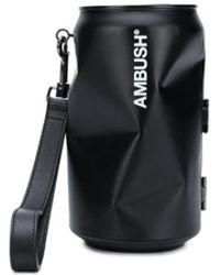 Ambush ロゴ クラッチバッグ - ブラック