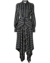Acler Cresler Shirt Dress - Black
