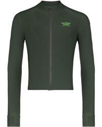 Pas Normal Studios Control Long-sleeve Cycling T-shirt - Green