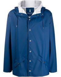 Rains レインジャケット - ブルー