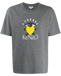 KENZO - Cupid プリント Tシャツ - Lyst