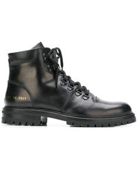 Common Projects - Hiking Boots - Lyst