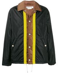 Marni - ストライプ シャツジャケット - Lyst