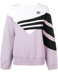 adidas ロゴ スウェットシャツ - マルチカラー