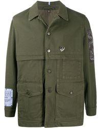 McQ シャツジャケット - グリーン