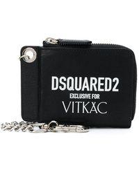 DSquared² Кошелек Exclusive For Vitkac - Черный