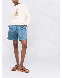 Lanvin ロゴ スウェットシャツ - マルチカラー