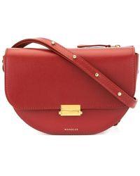 Wandler Anna Belt Bag - Red