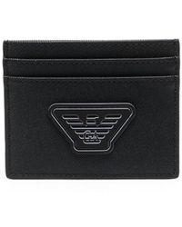 Emporio Armani カードケース - ブラック